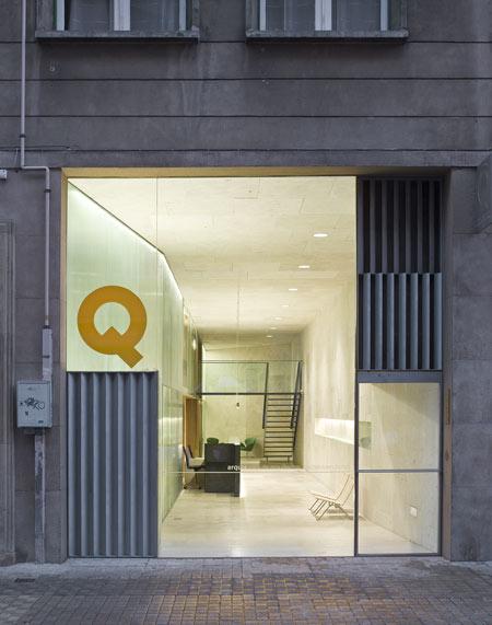 Oficina arquia caja de arquitectos pamplona glsl - Caja arquitectos madrid ...