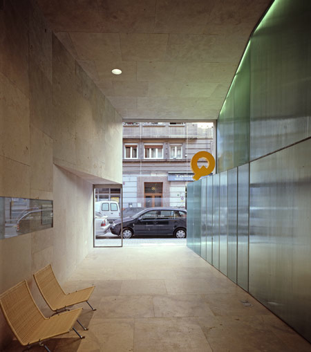 oficina arquia caja de arquitectos pamplona glsl